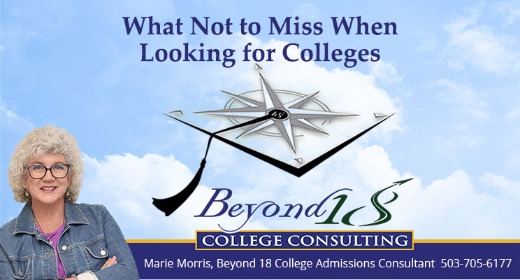 What Not to Miss When Looking for Colleges